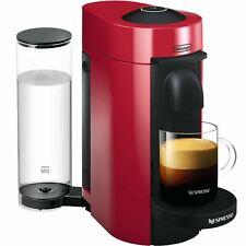 Nespresso VertuoPlus Coffee and Espresso Maker by De'Longhi Cherry Red