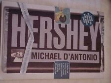 2006 book HERSHEY BIOG of CHOCOLATE  CANDY CO FOUNDER MILTON