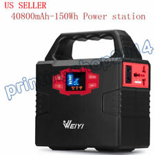 EIYI 100-Watt Portable Solar Generator Inverter-Gas-free Power Station Power