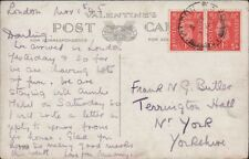 Frank N G Butler. Terrington Hall, York. 'Mummy' 1945   RN.281