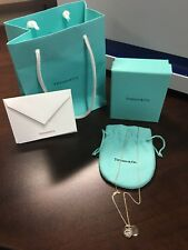 Tiffany And Co. Pendant Necklace