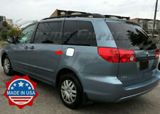 Stainless Steel BSM Accent Trim 4PC Toyota Sienna Limited Edition ONLY 04-10