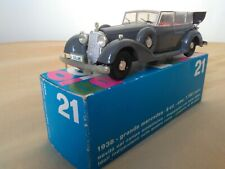 Antigua miniatura 1:43 Rio 21 Grande Mercedes Scoperta de 1938. Made in Italy.