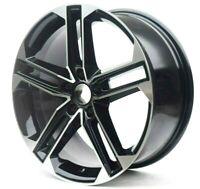 18 x 8 Wheels Fits Audi Mercedes-Benz ET 35 PCD 5x112 CB 66.45 OEM Rims Set 4