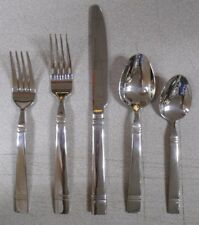 Reed & Barton Longwood 18/10 Stainless Steel 5pc. Place Setting Service for One