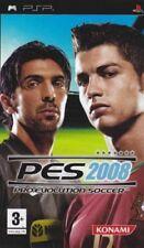 Konami PSP - Pro Evolution soccer PES 2008