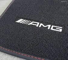 MERCEDES BENZ AMG Original Kit alfombrillas GLA x 156 RHD Negro/Rojo