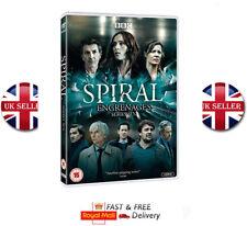 Spiral Engrenages Season 6 Series 6 New BBC Fast Dispatch
