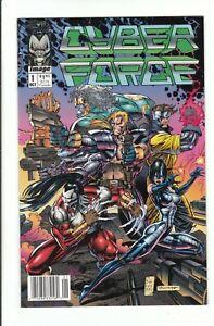 Cyber Force # 1   9.2+