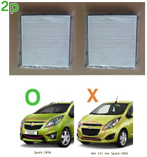 Chevrolet Spark Beat 2010-2012  cabin air filter  Free Shipping 2PCS
