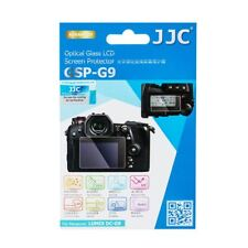 JJC GSP-G9 0.3mm Optical Glass LCD Screen Cover Protector for Panasonic DC-G9