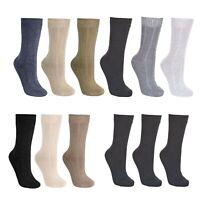 Trespass  Intense Adults Mens Womens Casual Cotton Socks for Winter