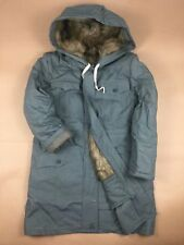 WW2 GERMAN ELITE ARMY MOUSE GREY FUR-LINED WINTER PARKA COAT SIZE XXL