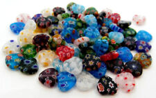 Heart Jewellery Making Millefiori Beads