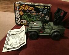 1994 Vintage Hasbro Sgt Savage Grizzly SS-1 Command Vehicle