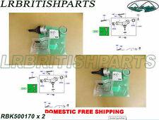 LAND ROVER BALL JOINT FRONT UPPER CONTROL ARM RANGE SPORT LR3 LR4 SET RBK500170