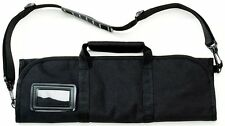 """Victorinox Knife Roll Black Polyester Holds Up To 8 Knives 12"""" In Length 44956"""