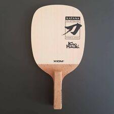 XIOM Katana Platinum | Penhold JPen Blade | Ryu Seung Min ButterflyTable Tennis