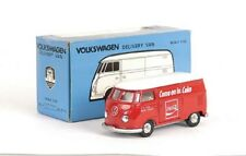 RARE TOMICA VW T1 delivery van COCA COLA COKE 1:43 Japon Made Comme neuf boxed