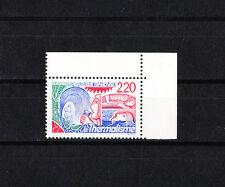 variété  timbre France thermalisme  faciale rouge au lieu de bleu   NUM: 2556 **