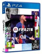 FIFA 21 (Sony PlayStation 4, 2020)