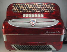 SERENELLI CHROMATIC ACCORDION 120 BASS -SIMILAR SHAPE PAOLO SOPRANI ERA