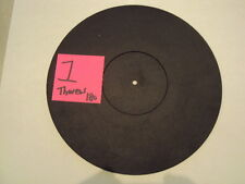 Thorens TD180 Rubber Mat. Soft & Pliable.  Parting Out TD 180 Turntable.