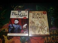 The Black Adder (DVD, 2001) BBC Rowan Atkinson WITH BLACK ADDER 2 MUST SEE!