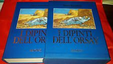 LIBRO - I DIPINTI DELL ORSAY - di R Rosenblum . 1°ED 1991  prestigiose ed MAGNUS