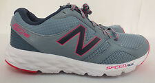 NEW BALANCE SHOES SIZE 12 WOMENS LADIES SPEED RIDE W490LG3 RUNNING WALKING NEW