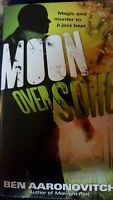 MOON OVER SOHO - AARONOVITCH, BEN - NEW PAPERBACK BOOK