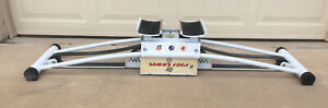 Skier's Edge II Workout Downhill Ski Training System Only - (No Poles)