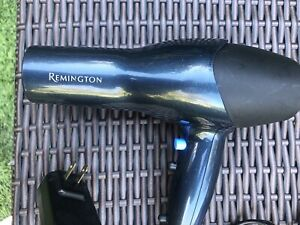 American Remington Hairdryer with US plug Purchased In USA  - Full Size