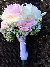 Wedding Bouquet Bridal Bridesmaid Aartificial Flowers