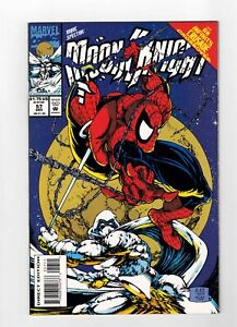 MARC SPECTOR: MOON KNIGHT #57 - SPIDER-MAN - AVENGERS - NM/M