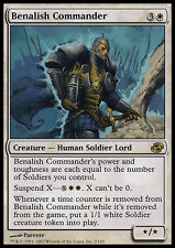 MTG BENALISH COMMANDER - COMANDANTE DI BENALIA - PLC - MAGIC