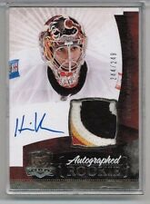 10/11 Upper Deck The Cup Henrik Karlsson Rookie Patch Auto RC #'ed 244/249