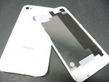 für iPhone 4 back cover glas weiß Rückseite Akkudeckel Backcover Akku Deckel