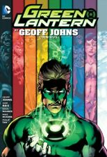 Green Lantern Omnibus 2, Hardcover by Johns, Geoff; Reis, Ivan (ILT); Mahnke,...