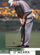 2002 Upper Deck Mark O'Meara #6 Golf Card