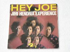 "JIMI HENDRIX HEY JOE RARE FRENCH ORIGINAL ISSUE EP 7"""