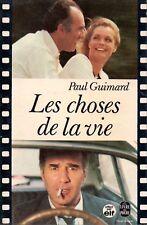 PAUL GUIMARD / LES CHOSES DE LA VIE / PICOLLI / POCHE