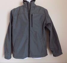 Old Navy Outdoor Men's M Medium Drak Gray Jacket Coat