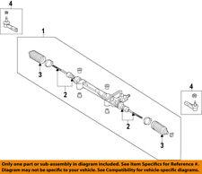 TOYOTA OEM 12-15 Tacoma Steering Gear-Inner Tie Rod End 4550309520