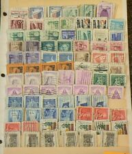 United States Stamps Lot of over 2935 Cancelled #6380