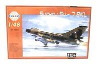 SMER Plastic Model Kit 1/48 Airplane SUCHOJ SU-7 BKL