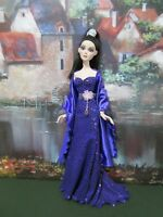 Parnilla will fit evangeline Gaunlets//fingerless gloves for MSD size 1//4 dolls