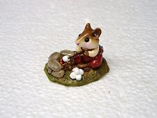 co2 Wee Forest Folk - For Sale is One (1) WFF Campfire Mouse M-109