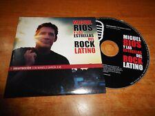 MIGUEL RIOS & MANOLO GARCIA Insurreccion CD SINGLE PROMO 2001 QUIMI PORTET