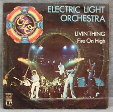 ELECTRIC LIGHT ORCHESTRA - LIVIN'THING - VINILO SINGLE